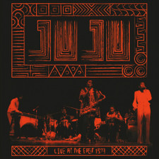 Juju - Live At The East 1973 - LP Vinyl