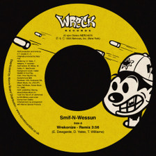 "Smif-N-Wessun - Wrekonize (Remix) - 7"" Vinyl"