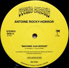 """Antoine Rocky-Horror - Machine Gun Boogie - 12"""" Vinyl"""