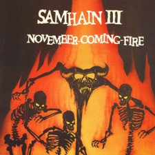 Samhain - November Coming Fire - LP Vinyl