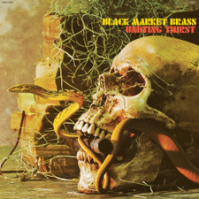 Black Market Brass - Undying Thirst - LP Vinyl