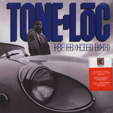 Tone-Loc - Loc'ed After Dark - LP Vinyl