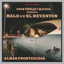 "Almas Fronterizas - Malo / El Reventon - 7"" Vinyl"