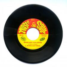 """A. Bechan & Alex Figueira - Moerarie Morei Atjara - 7"""" Vinyl"""