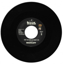 "Madcliff - You Can Make The Change - 7"" Vinyl"