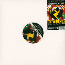 "Future Sound Of London - Mental Cube (Original Recordings From 1990) - 12"" Vinyl"