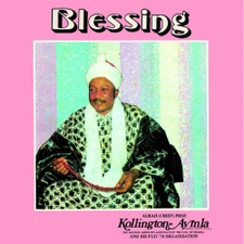 Kollington Ayinla & His Fuji '78 Organization - Blessing - LP Vinyl