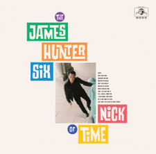 James Hunter Six - Nick Of Time - LP Vinyl