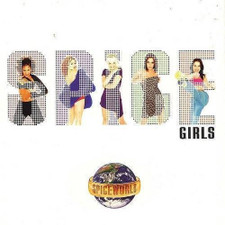 Spice Girls - SpiceWorld - LP Vinyl
