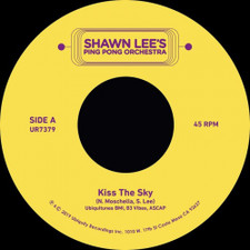 "Shawn Lee - Kiss The Sky - 7"" Vinyl"