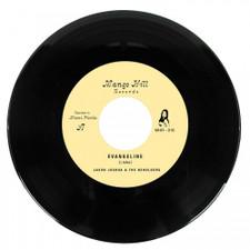"""Jason Joshua & The Beholders - Evangeline - 7"""" Vinyl"""