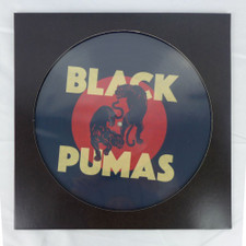 Black Pumas - Black Pumas - LP Picture Disc Vinyl