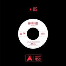 "Mario Molino - Ash / Gli Angeli Del 2000 - 7"" Vinyl"