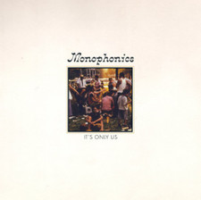 Monophonics - It's Only Us - LP Colored Vinyl