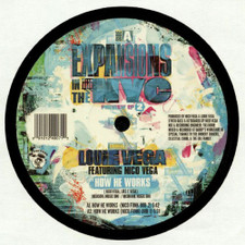"""Louie Vega - Expansions In The NYC Preview Ep 2 - 12"""" Vinyl"""