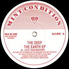 """The Deep - The Earth Ep - 12"""" Vinyl"""
