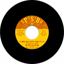 """The Poets Of Rhythm - More Mess On My Thing Pt. 2 - 7"""" Vinyl"""