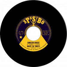 "Magic In Threes - Dungeon Boogie - 7"" Vinyl"