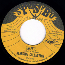 "Kerbside Collection - Traffic - 7"" Vinyl"