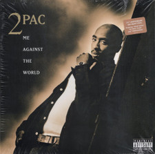 2Pac - Me Against The World - 2x LP Vinyl