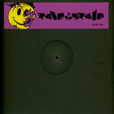 "Rave 2 The Grave - Dub War / Channel X - 12"" Vinyl"