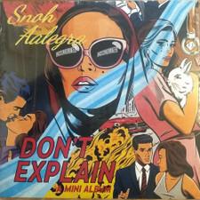 Snoh Aalegra - Don't Explain - A Mini Album - LP Vinyl
