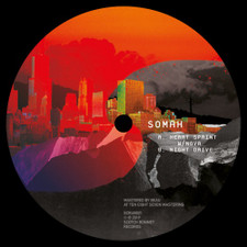 "Somah - Heart Sprint / Night Drive - 12"" Vinyl"