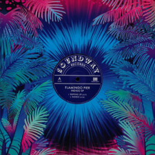 "Flamingo Pier - Indigo Ep - 12"" Vinyl"