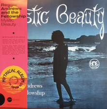 Reggie Andrews & The Fellowship - Mystic Beauty - LP Vinyl
