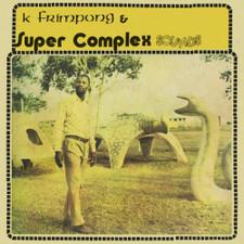 K. Frimpong & Super Complex Sounds - Ahyewa Special - LP Vinyl