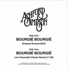 "Ashford & Simpson - Bourgie Bourgie - 12"" Vinyl"