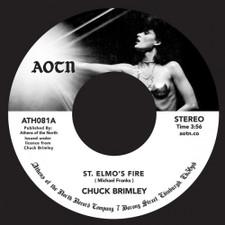 "Chuck Brimley - St. Elmos Fire - 7"" Vinyl"