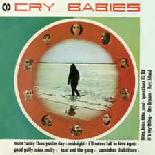 Cry Babies - Cry Babies - LP Vinyl