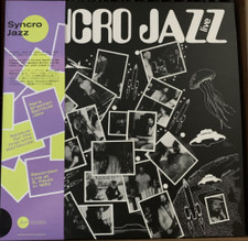 Synchro Jazz - Live - LP Vinyl