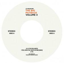 "Amerigo Gazaway - I Feel Good (James Brown vs. Busta Rhymes) - 7"" Vinyl"