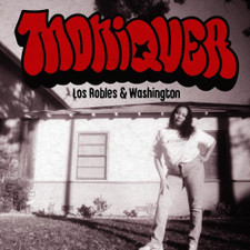 Moniquea - Los Robles & Washington - LP Vinyl
