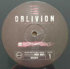 "Oblivion - The Street Beats Projects - 2x 12"" Vinyl"