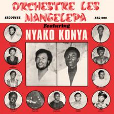 "Orchestre Les Mangelepa - Nyako Konya - 12"" Vinyl"