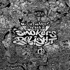 Nightmares On Wax - Smokers Delight (25th Anniversary Edition) - 2x LP Colored Vinyl
