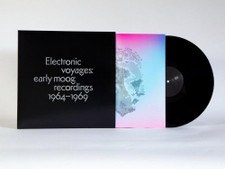 Various Artists - Electronic Voyages: Early Moog Recordings 1964-1969 - LP Vinyl