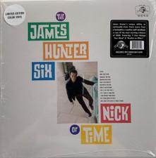James Hunter Six - Nick Of Time (webstore version) - LP Colored Vinyl
