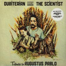 Dubiterian Meets The Scientist - Tribute To Augustus Pablo - LP Vinyl+CD