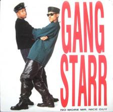 Gang Starr - No More Mr. Nice Guy - LP Vinyl