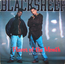 "Black Sheep - Flavor Of The Month - 12"" Vinyl"