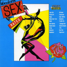 Various Artists - Hardcore Sex Rated - LP Vinyl