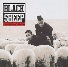 Black Sheep - A Wolf In Sheep's Clothing - LP Colored Vinyl