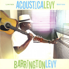 Barrington Levy - Acousticalevy - LP Vinyl