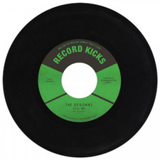 "The Devonns - Tell Me - 7"" Vinyl"