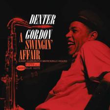 Dexter Gordon - A Swingin' Affair - LP Vinyl