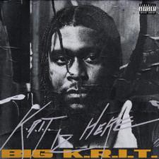 Big K.R.I.T. - K.R.I.T. Iz Here - 2x LP Vinyl